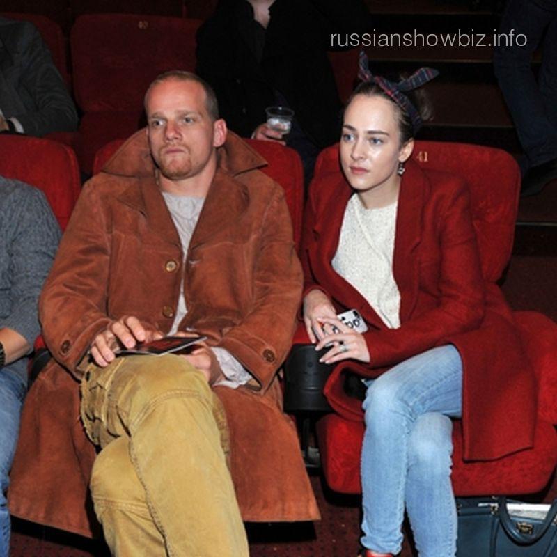 Юрий Колокольников и Ксения Раппопорт