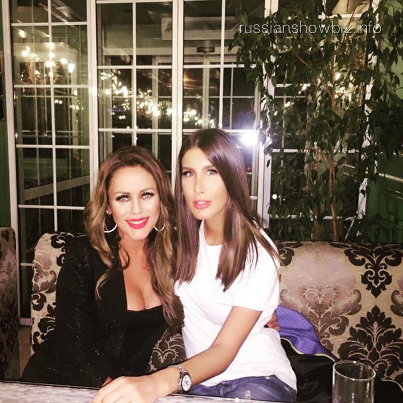 Юлия Началова и Кети Топурия