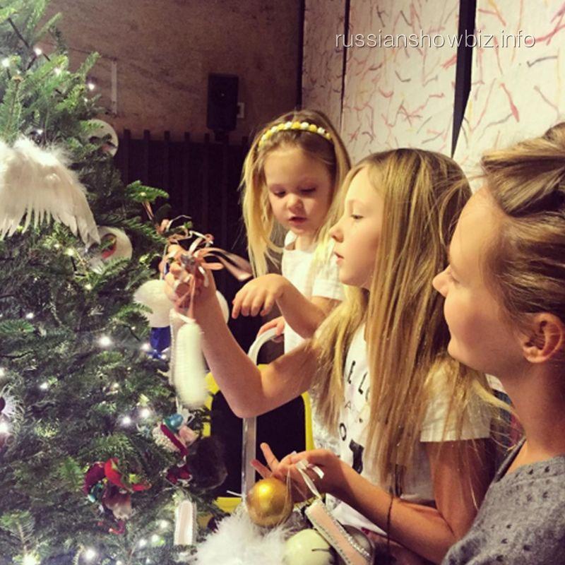 Глюк'оZа с дочками
