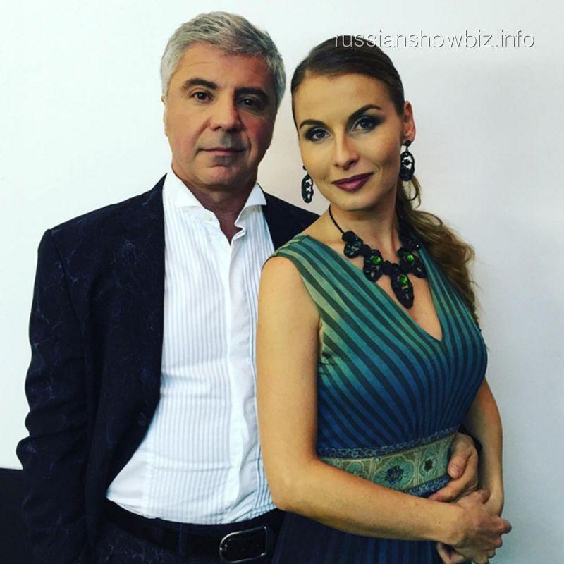 Сосо Павлиашвили с возлюбленной
