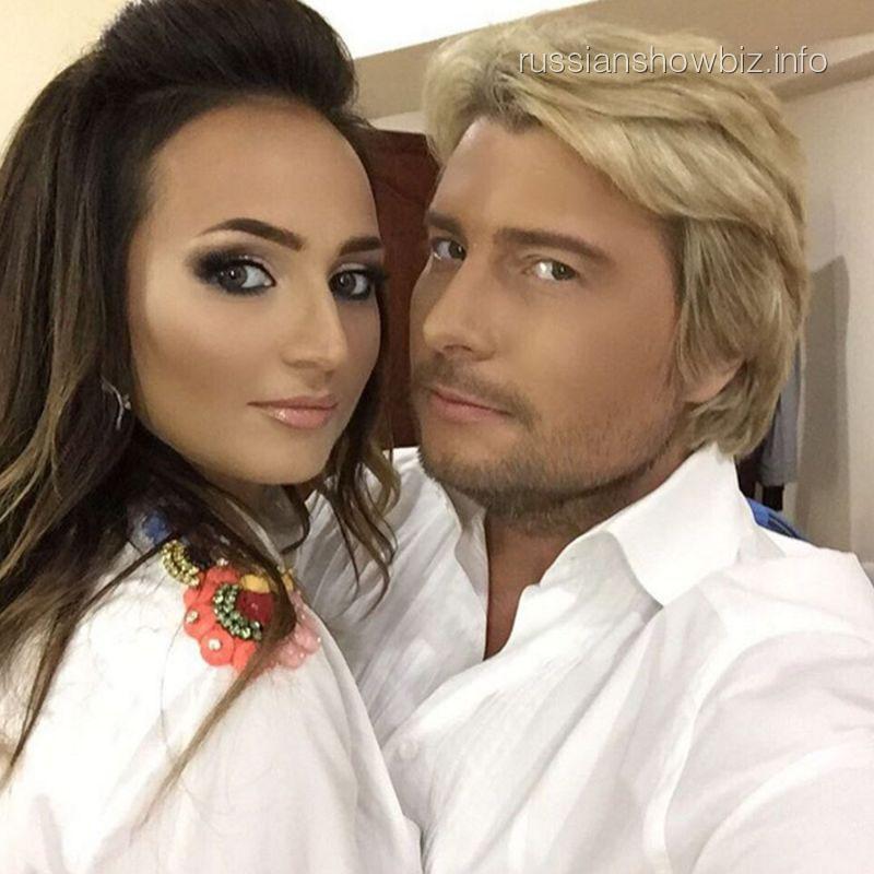 София Кальчева и Николай Басков