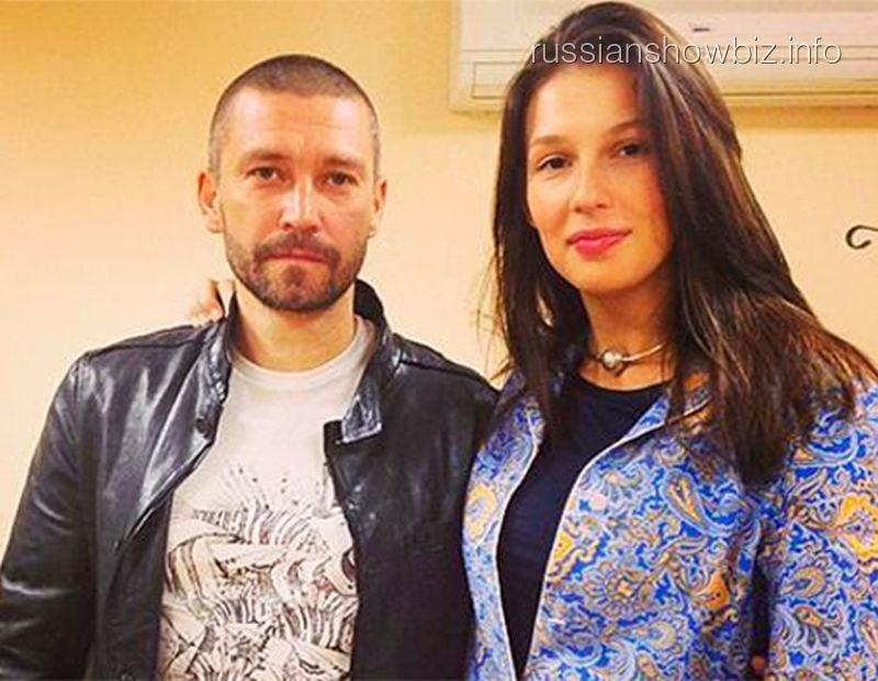 Владимир Кристовский с женой