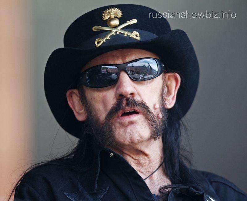 Умер солист группы Motorhead