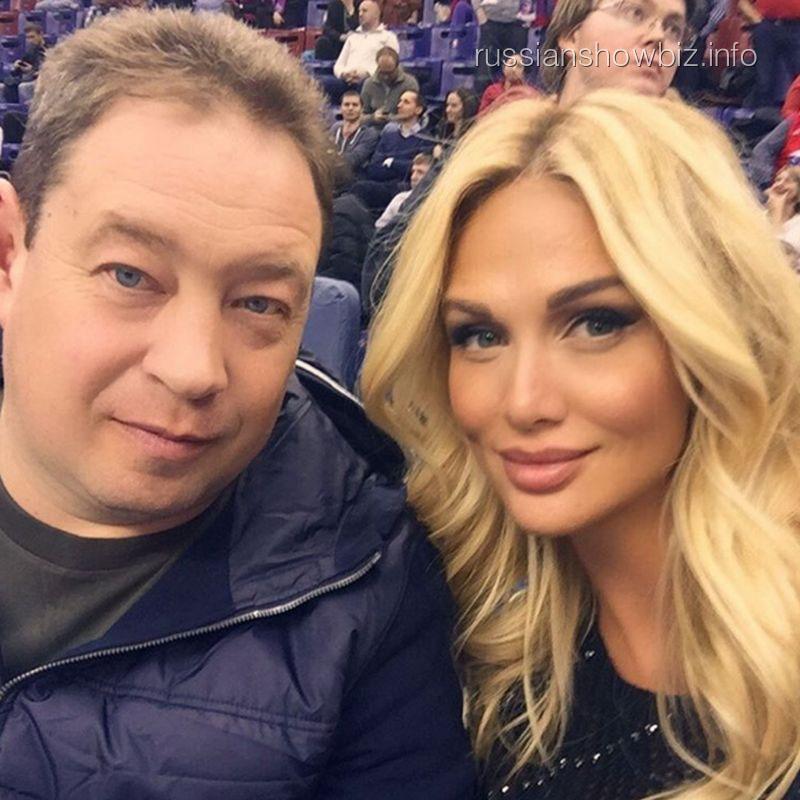 Леонид Слуцкий и Виктория Лопырева