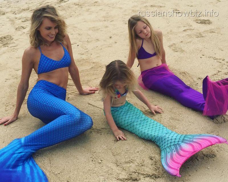 Глюк'оZа с дочерьми