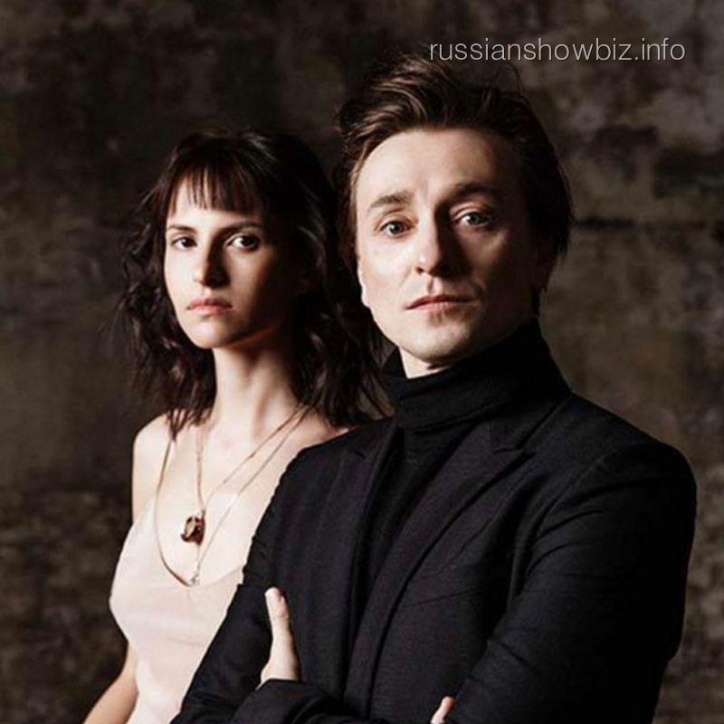 Анна Матисон и Сергей Безруков