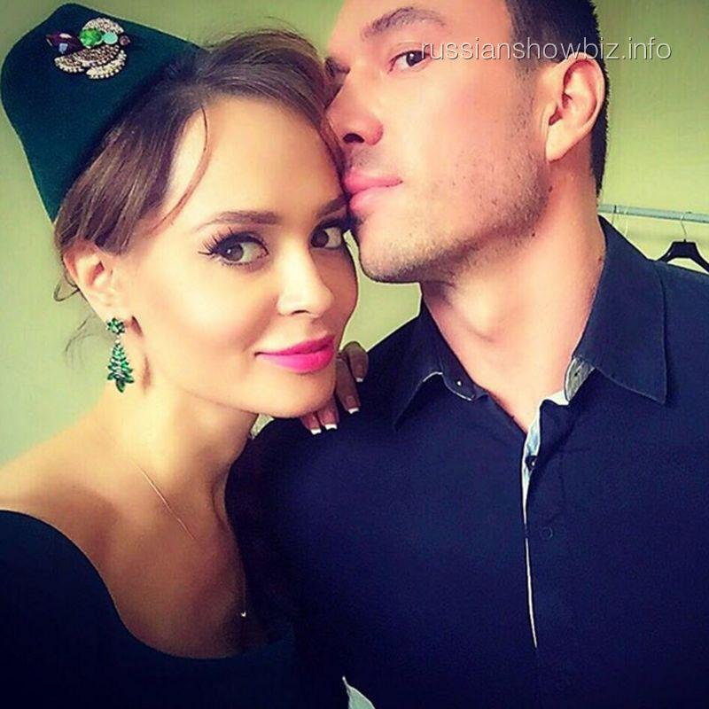 Анна Калашникова и Михаил Терехин