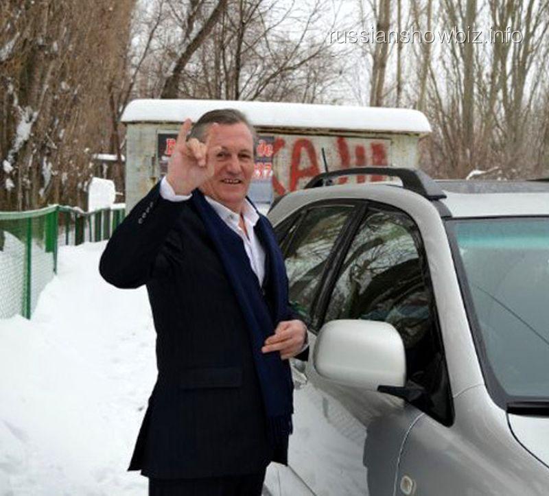 Сергей Челобанов (фото - cайт газеты Cуть)