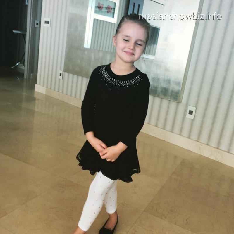 Внучка Аллы Пугачевой