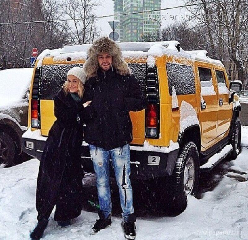 Татьяна Терешина с бывшим мужем