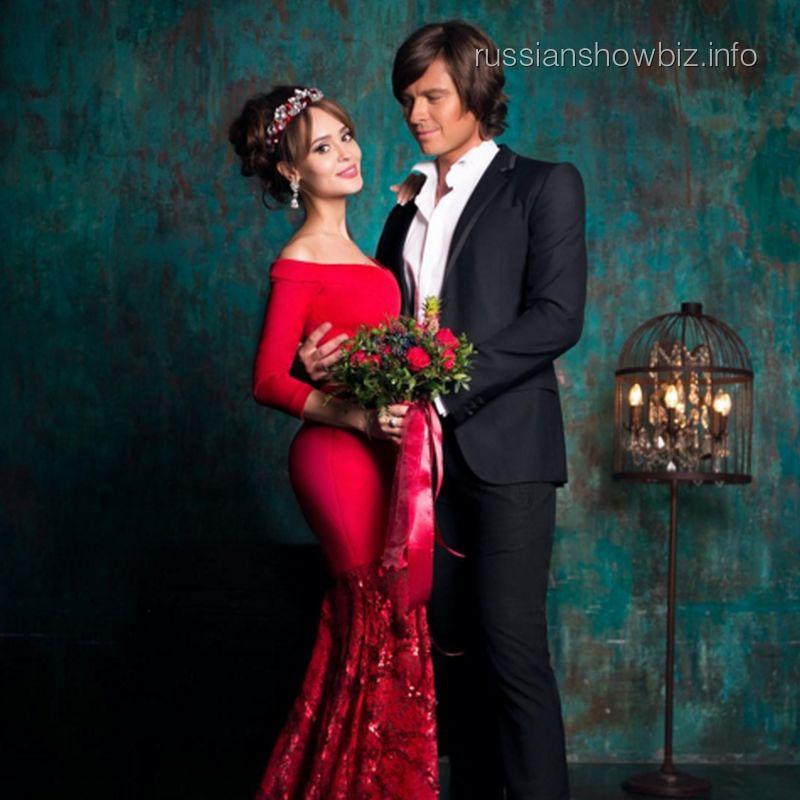 Прохор Шаляпин с возлюбленной
