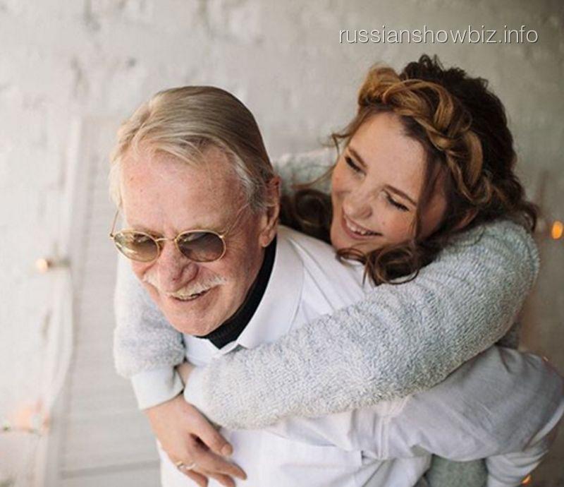 Иван Краско с женой