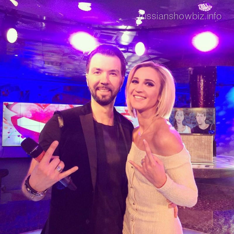 Денис Клявер и Ольга Бузова