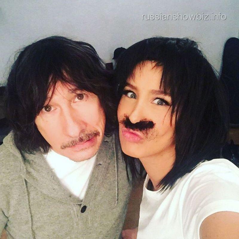 Байгали Серкебаев и Кети Топурия