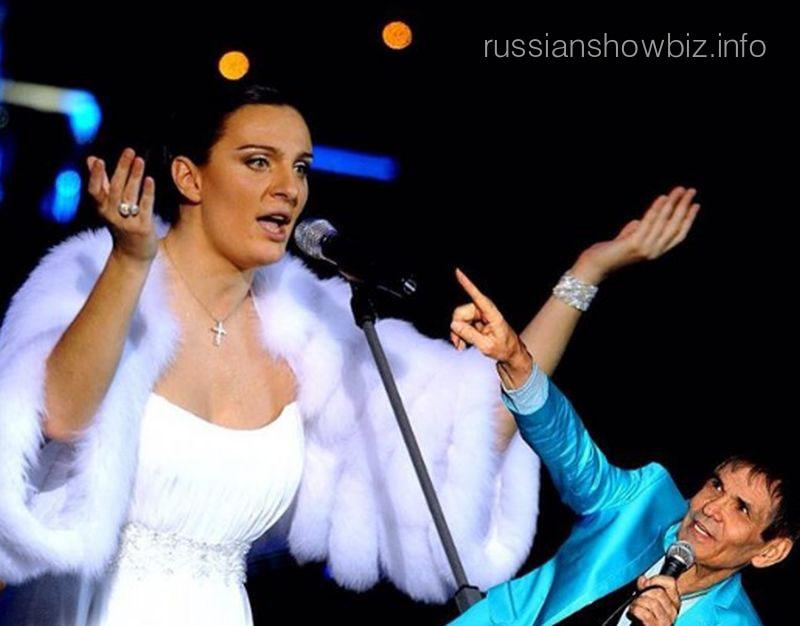 Елена Ваенга и Бари Алибасов