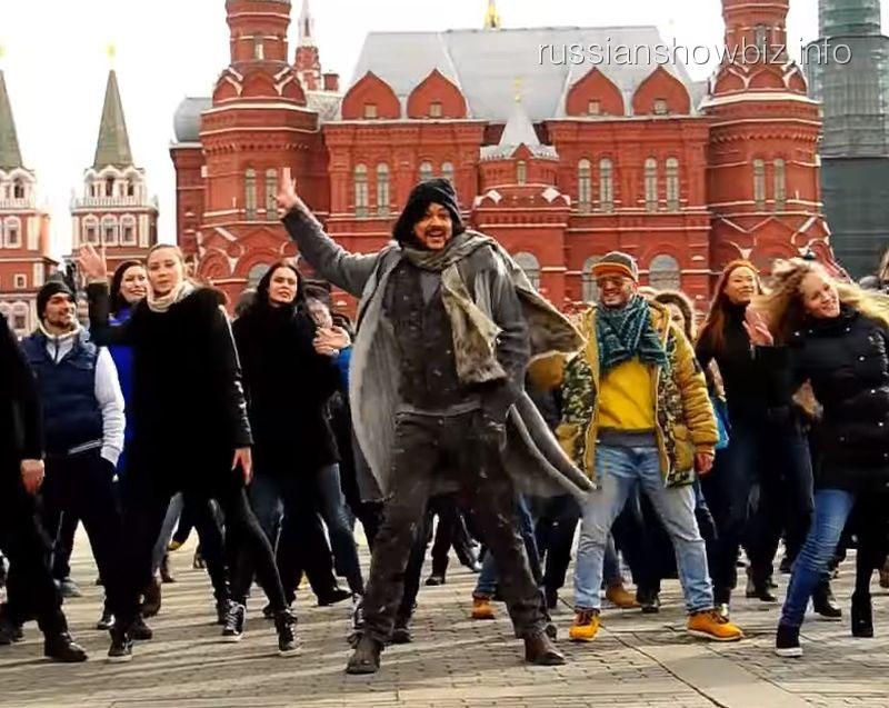 Филипп Киркоров с поклонниками