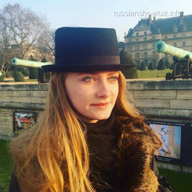 Дочь Валерия Сюткина