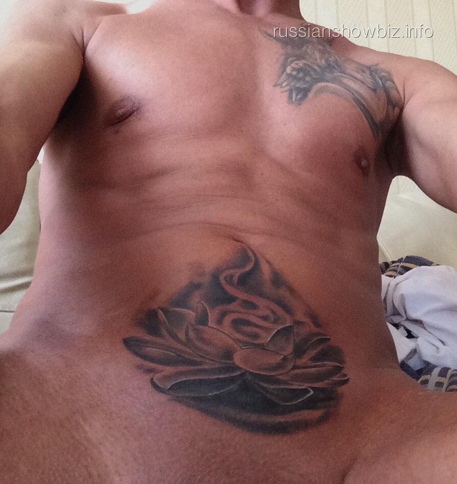 Татуировка Алексея Панина