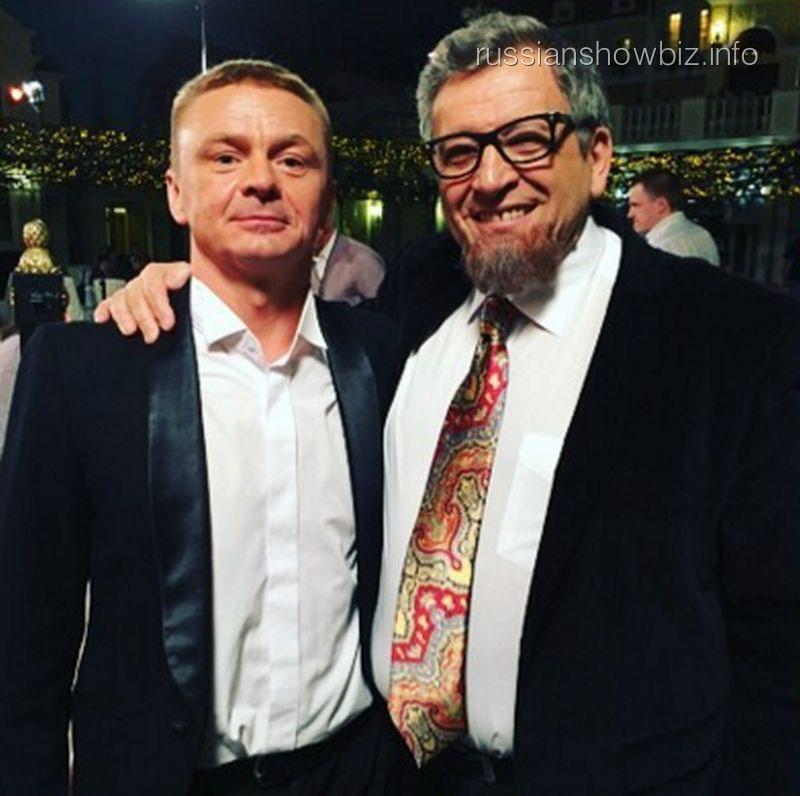 Владимир Сычев и Борис Грачевский