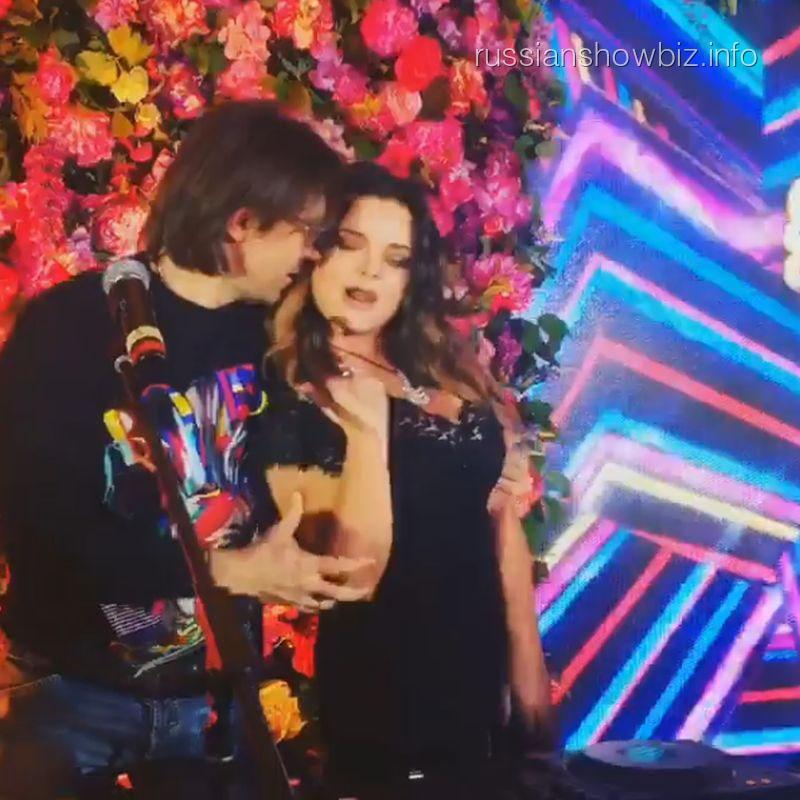 Андрей Малахов и Наташа Королева