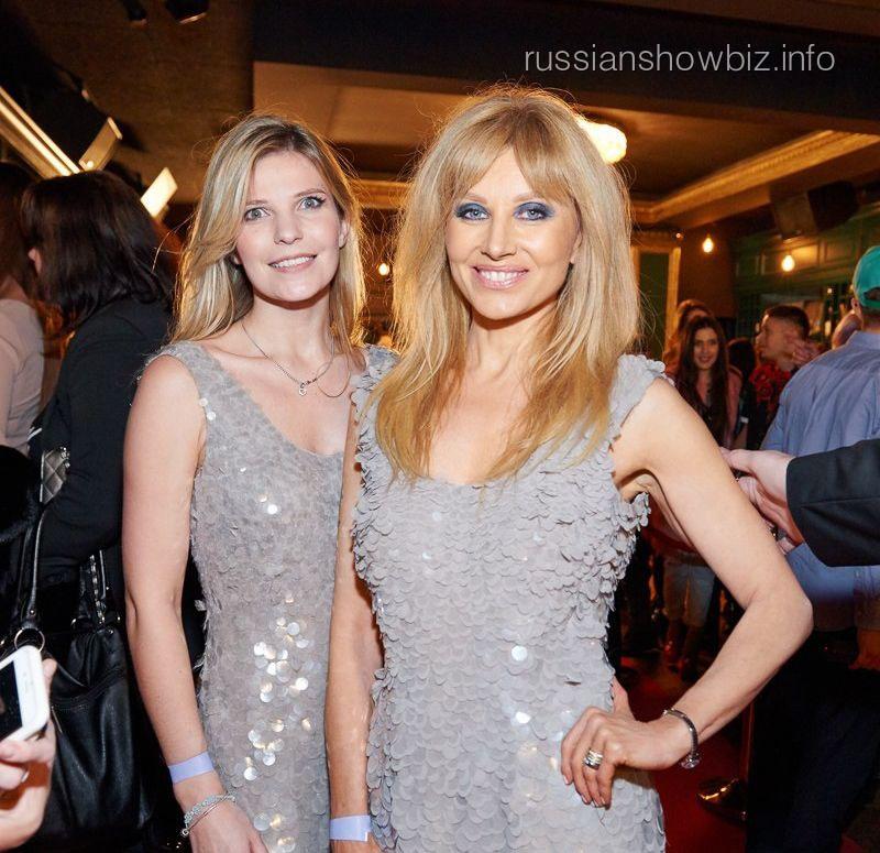 Алена Торганова и Ирина Нельсон