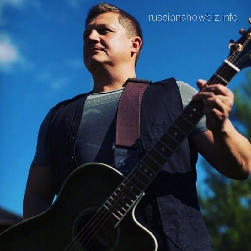 Павел Усанов