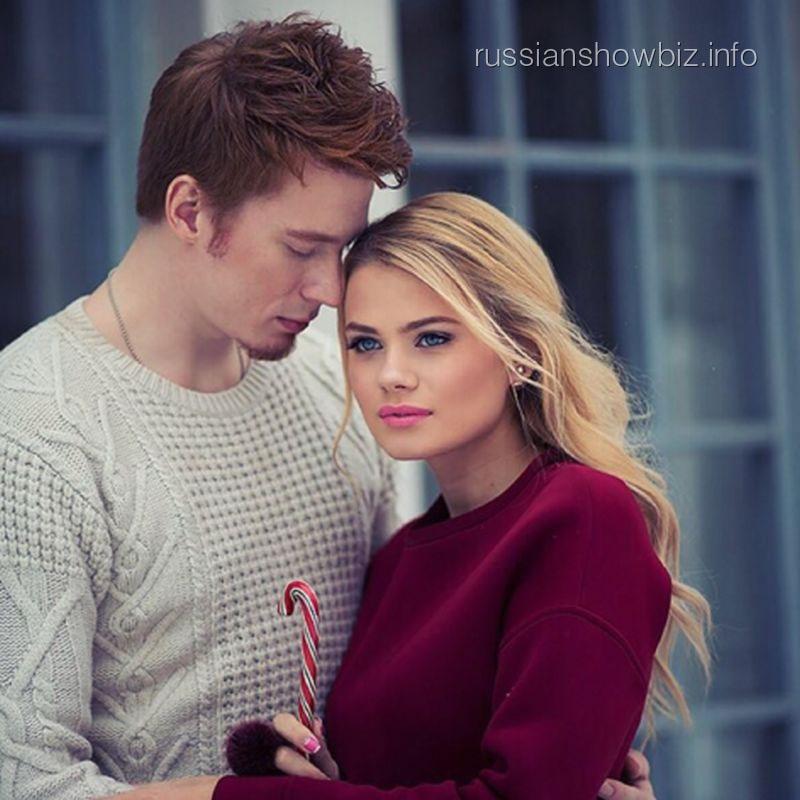 Никита Пресняков с возлюбленной (фото - Анастасия Федотова)
