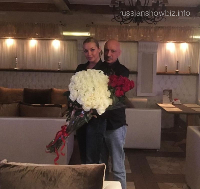 Анастасия Волочкова и Саид Багов