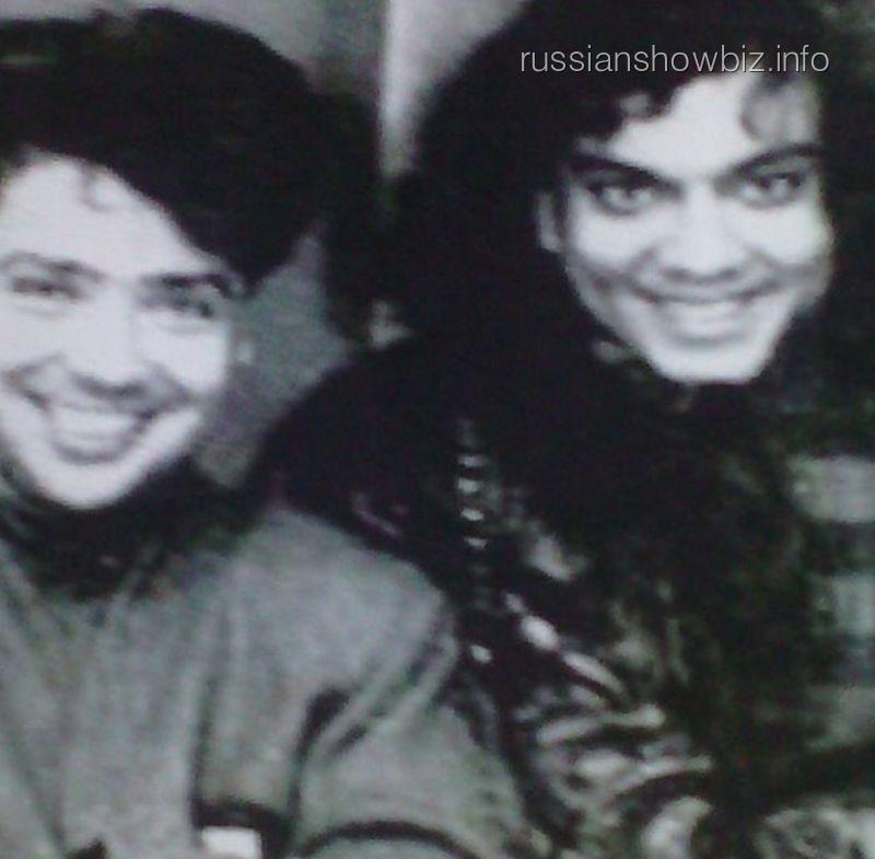 Валентин Юдашкин и Филипп Киркоров