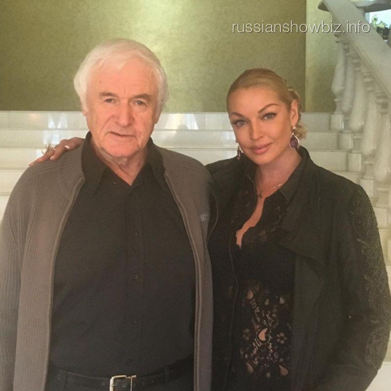 Семен Злотников и Анастасия Волочкова