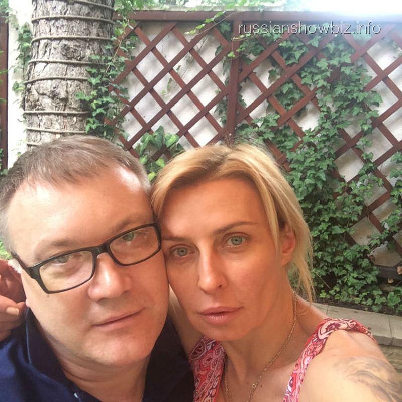 Татьяна Овсиенко с возлюбленным