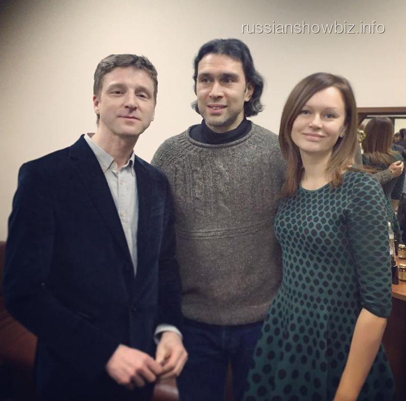 Святослав Лютер, Владимир Юровский и Ирина Безрукова