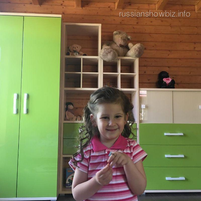 Дочь Бориса Грачевского