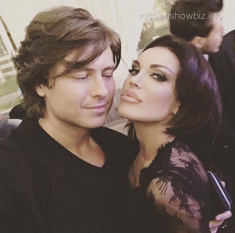 Прохор Шаляпин с новой девушкой