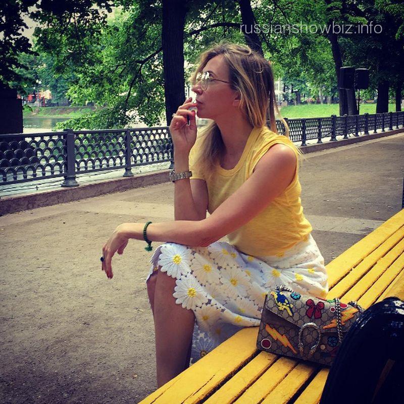 Светлана Бондарчук увела мужчину изсемьи