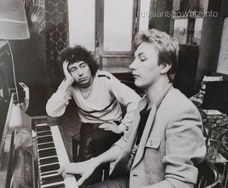 Валерий Леонтьев и Игорь Николаев