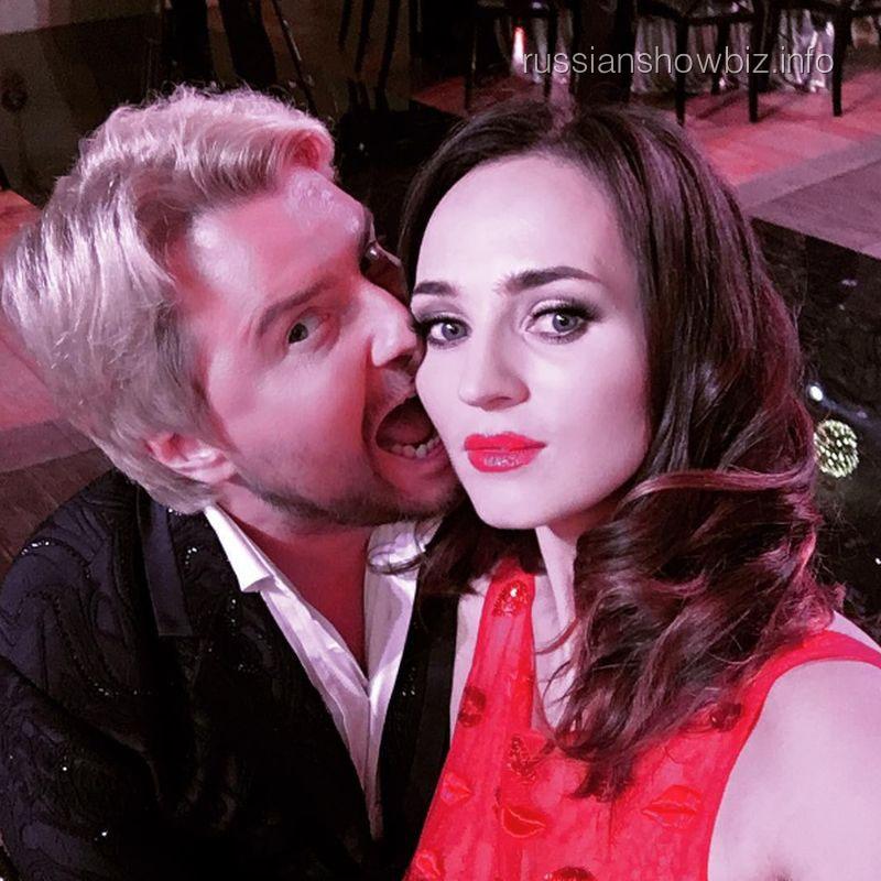 Николай Басков с возлюбленной