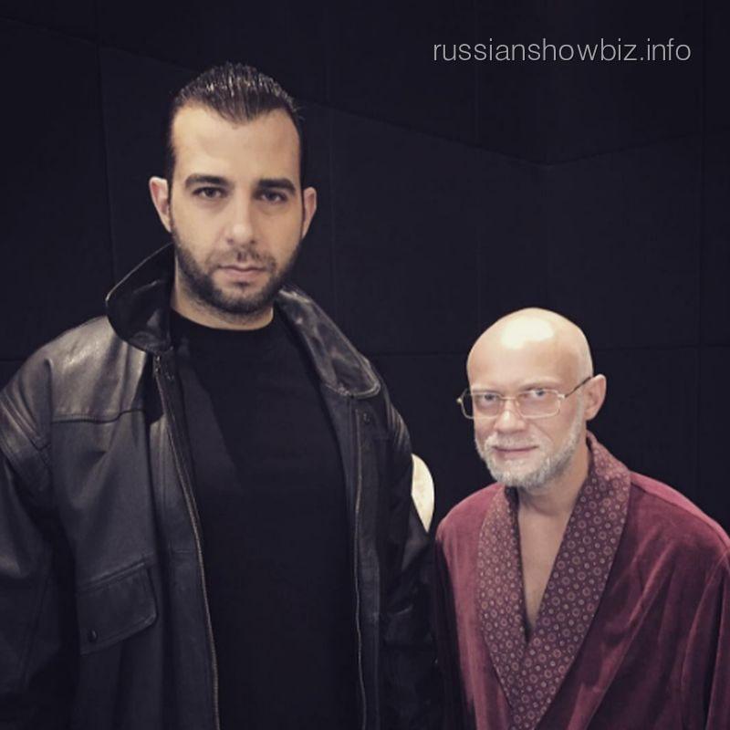 Иван Ургант и Дмитрий Хрусталев в образах