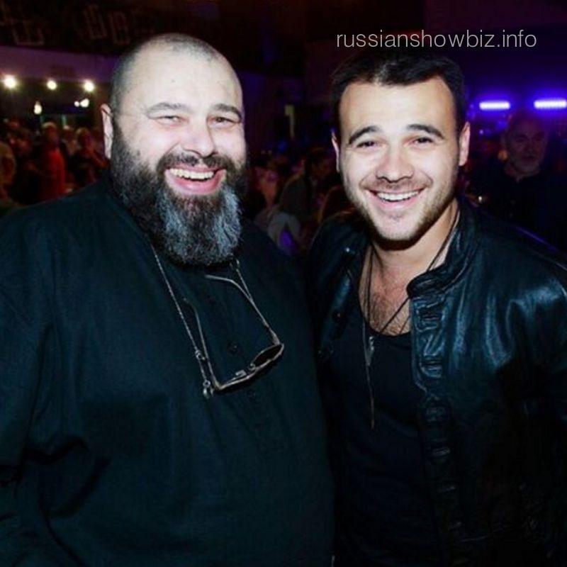 Максим Фадеев и Эмин Агаларов