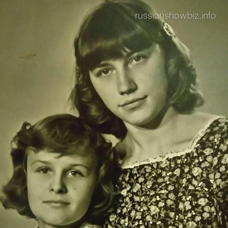 Роза Сябитова в юности