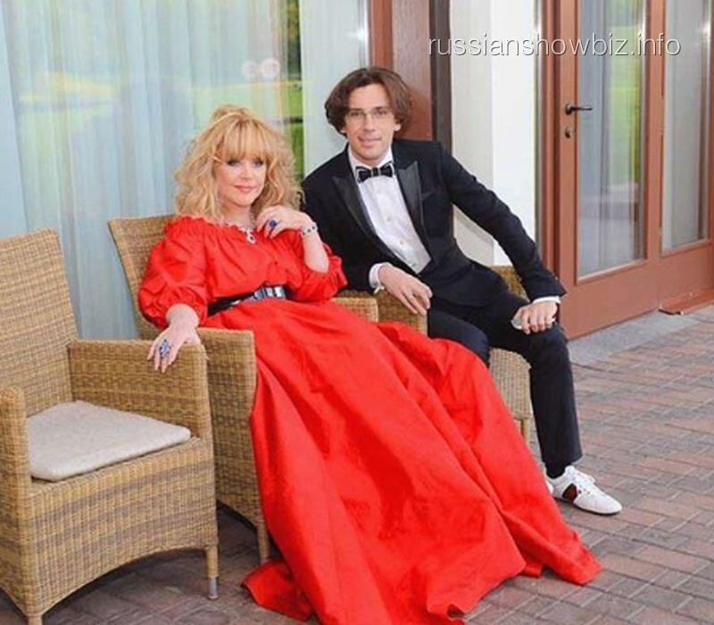 Алла Пугачева и Максим Галкин отметили романтический юбилей