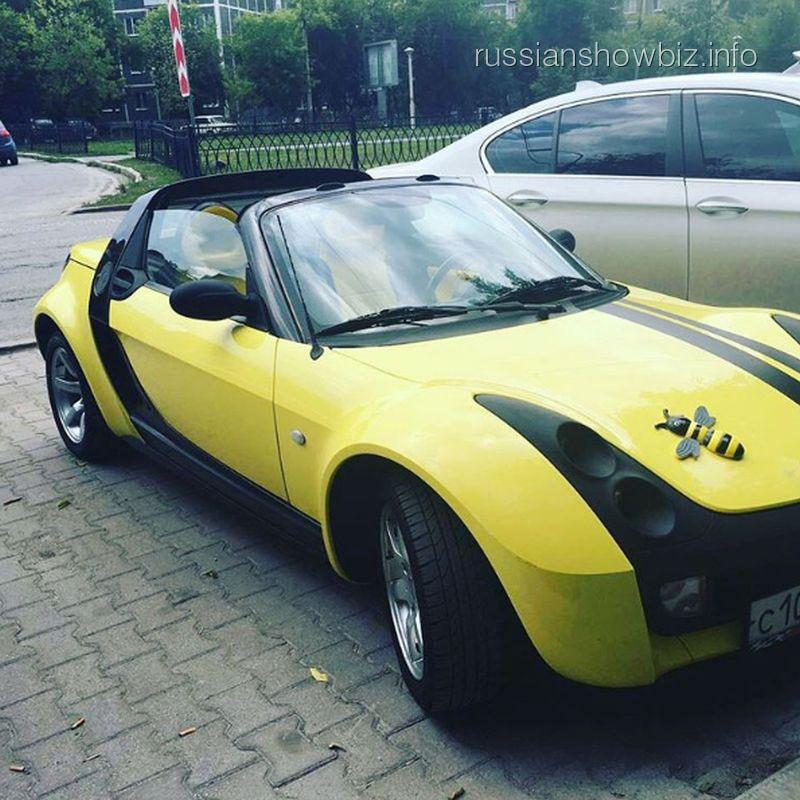 Автомобиль Игоря Николаева