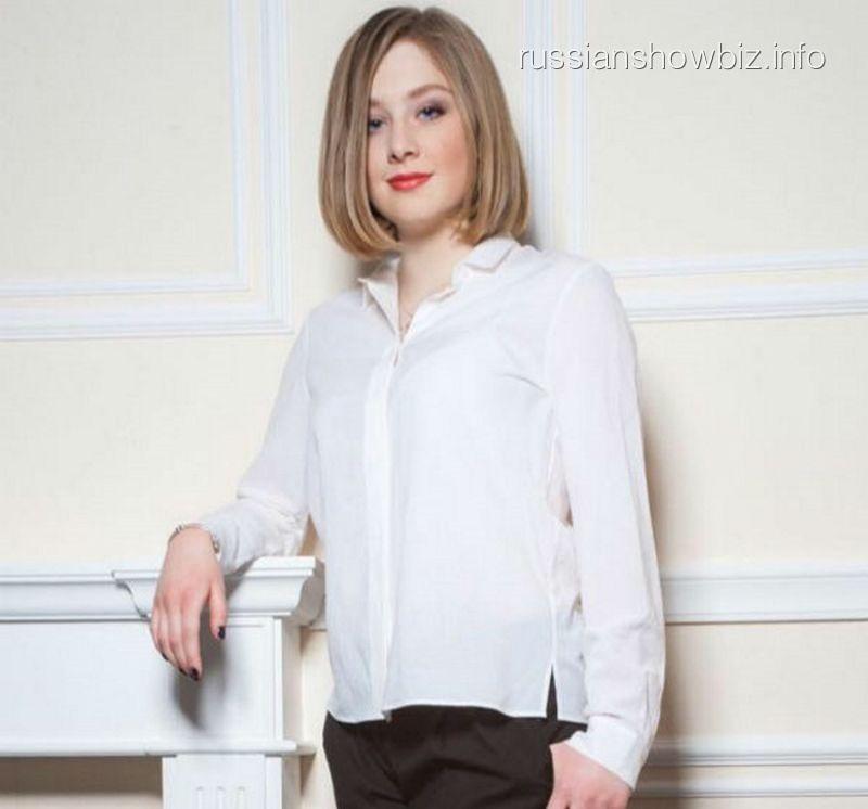 Дочь Сергея Бодрова