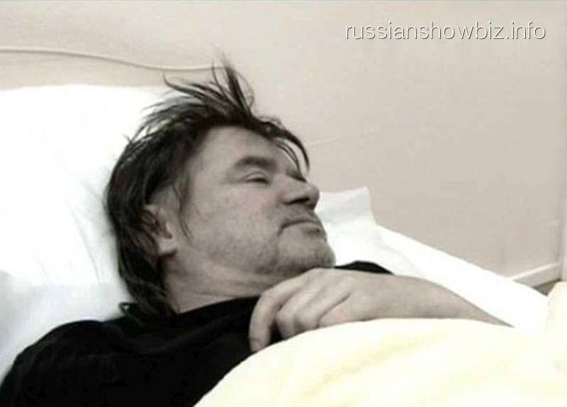 Евгений Осин экстренно госпитализирован