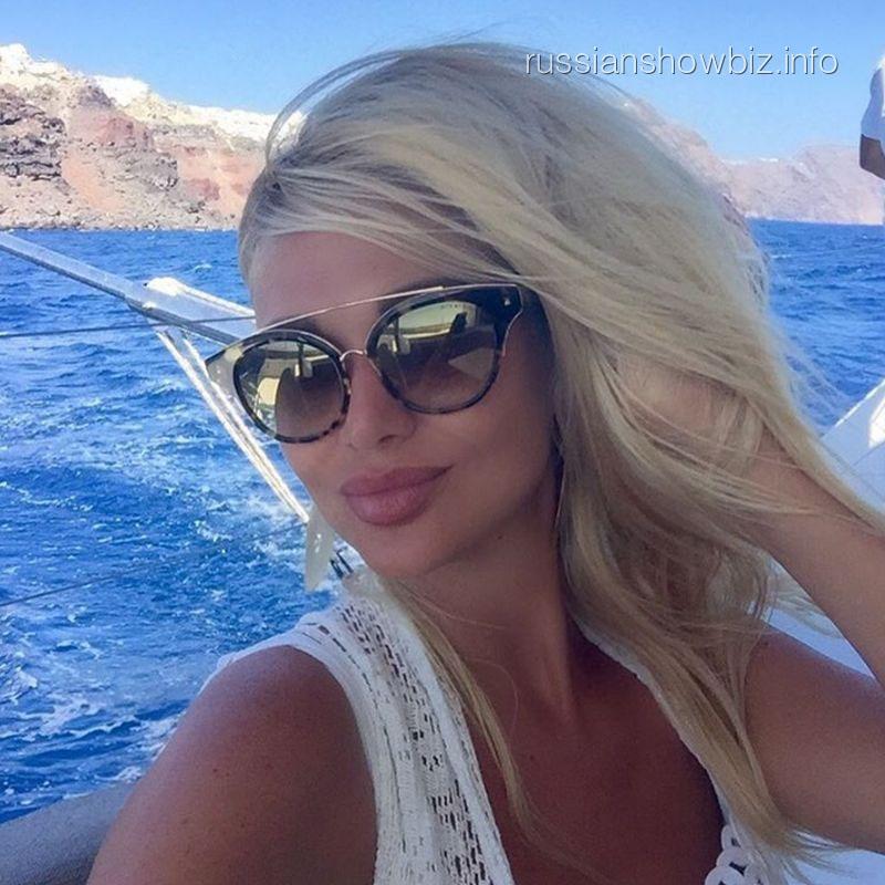 Виктория Лопырева сломала ребро впроцессе отдыха вГреции
