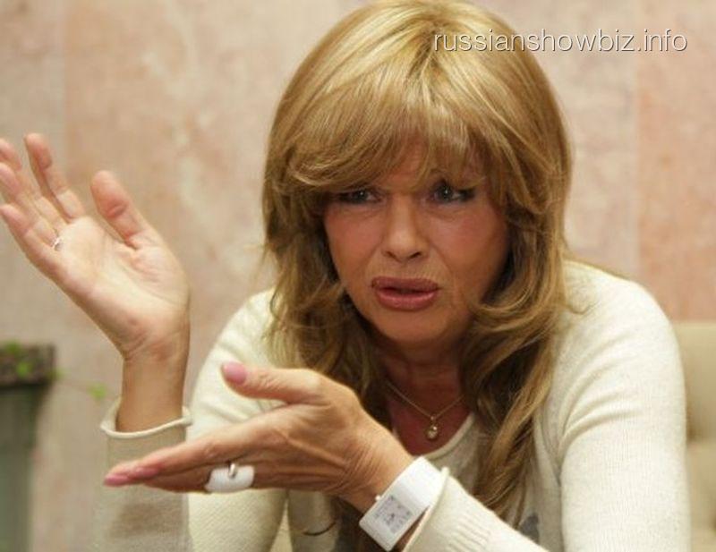 Елена Преснякова попала в аварию