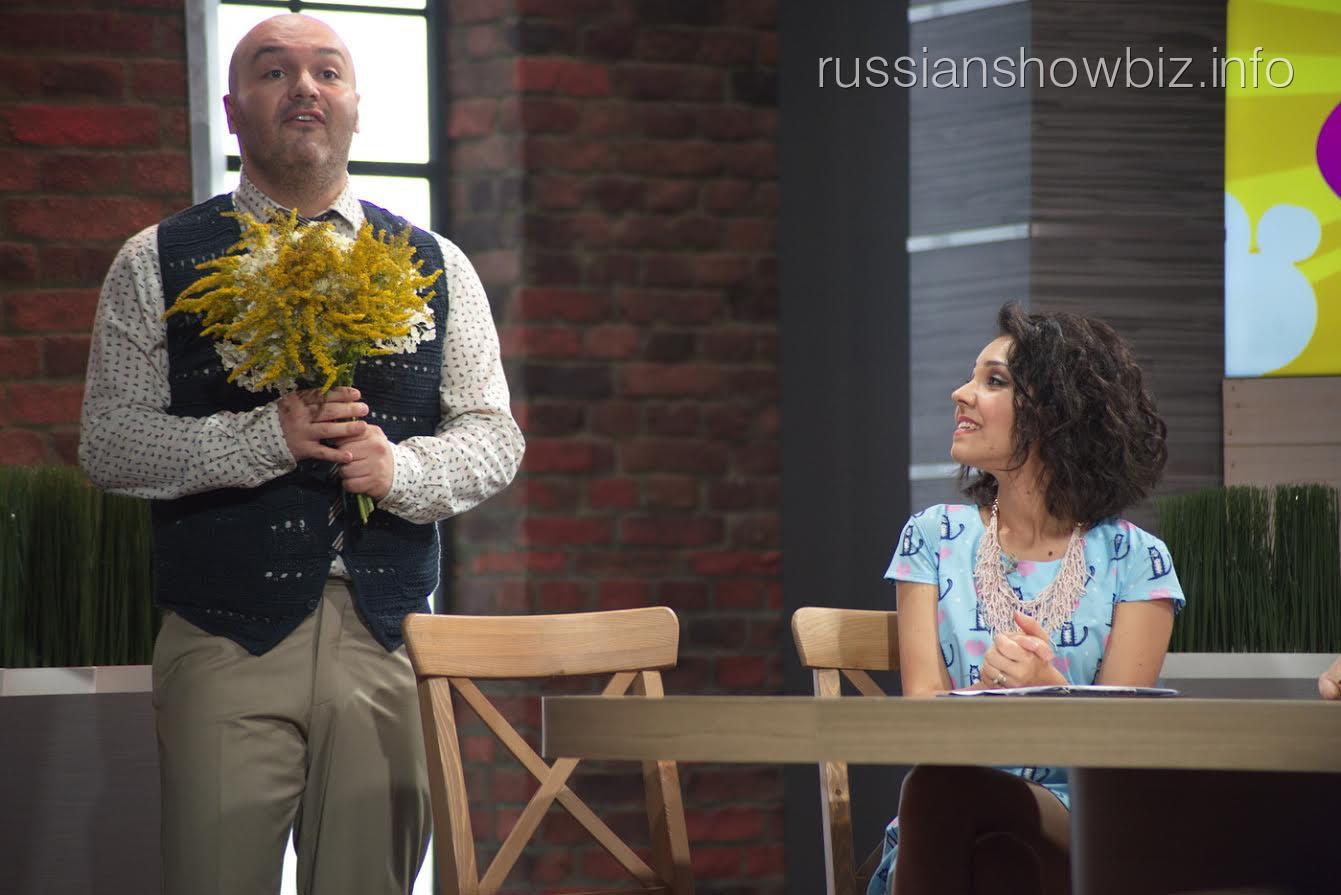 Пародия на шоу Давай поженимся