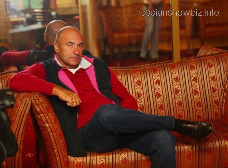 Игорь Крутой поведал освоем разводе спервой супругой