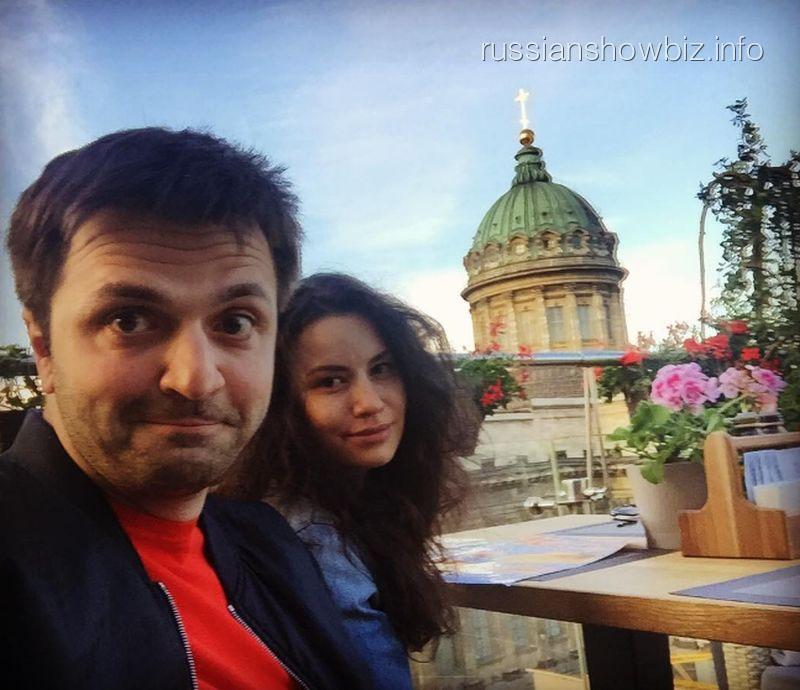 Зураб Матуа с женой