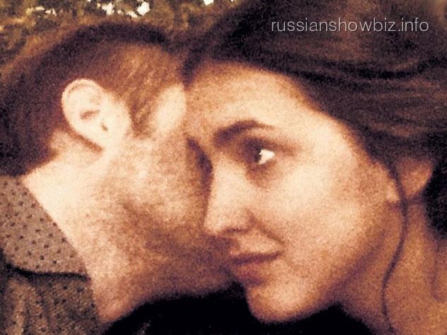Борис Корчевников с возлюбленной